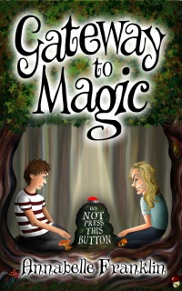 Annabelle's book Gateway to Magic on Amazon